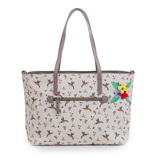 Notting Hill Tote Bag - Hummingbird